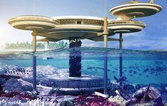 Water Discus Hotel - Dubai