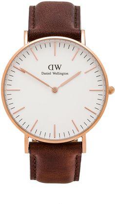 Daniel Wellington Classic St. Andrews Lady 36mm