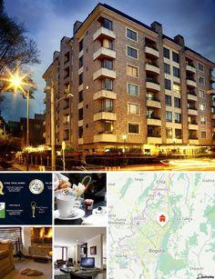 Questo elegante hotel sorge a nord della città di Bogotá, in un'area residenziale circondata da un parco e nei pressi delle più importanti aree commerciali e degli affari della città. Gli ospiti troveranno i locali notturni di Zona Rosa e il centro commerciale Unicentro a circa 15 minuti con i mezzi pubblici e la stazione TransMilenio a soli 5 minuti a piedi. Il World Trade Centre dista meno di 3 km, mentre il centro storico di Bogotá è ubicato a 25 minuti a piedi. I parchi della città si…