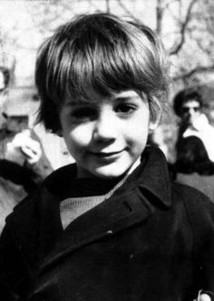 Robert Downey Jr childhood photo