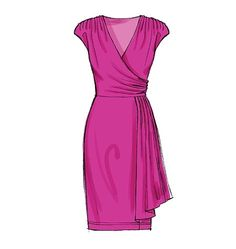 McCall's 6713 : Patrons de couture
