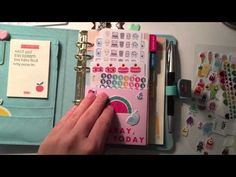 How To Customise your kikki.K Planner & Make it Oh So Pretty - YouTube