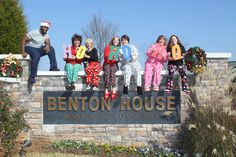 Christmas w/ Benton House of Newnan