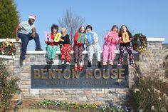 Christmas w/ Benton House of Newnan