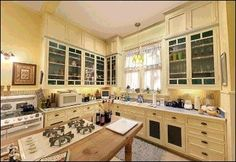 Stained glass windows stained glass and window on pinterest for The charmed kitchen
