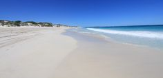 Lancelin Beach Western Australia