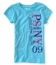 Kids' Vertical PSNY Graphic T