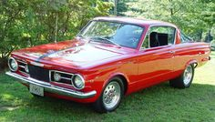 1965 Plymouth Barracuda   Picture of 1965 Plymouth Barracuda, exterior