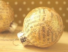 Are you getting tired of hanging the same ornaments year after year? Here is one idea - decoupage. Decoupage is Fantastic Cleaners' favourite craft and I will s…
