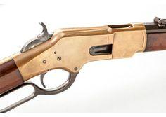 henry rifles catalog
