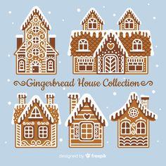 Christmas Makes, Christmas Art, Christmas Projects, Winter Christmas, Gingerbread Christmas Decor, Gingerbread Ornaments, Christmas Crafts, Christmas Decorations, Christmas Ornaments