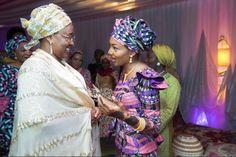 Welcome to Oghenemaga Otewu's Blog: Zahra Buhari celebrates her mother, Aisha Buhari a...