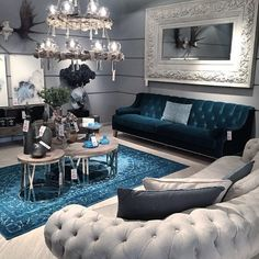 Living Room Sofa Design, Home Room Design, Living Room Grey, Living Room Designs, Living Room Decor, Farmhouse Living Room Furniture, Home Decor Furniture, Dining Room Table Decor, Sofa Set Designs