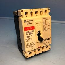 CH Cutler-Hammer FD3030L 30A Circuit Breaker Red 600V FD3030 Westinghouse 30 Amp (Qty 2)