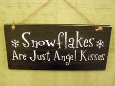 Christmas Wood Signs on Etsy, $6.00