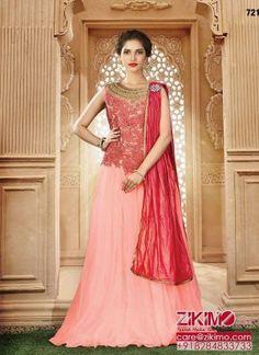 Lehengas | Zikimo.com - Original Indian Bridal Lehengas Collection 2017