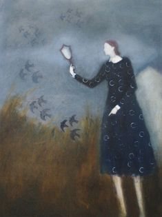 -have patience for the depressed person in your life:ceeanne...Jeanie Tomanek | ArtisticMoods.com.