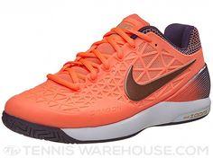 outlet store b522c b6f67 Nike Zoom Cage 2 Mango Purple Rose Women s Shoe