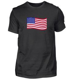 USA T-Shirt Usa, Sweatshirts, Long Sleeve, Sleeves, Sweaters, Mens Tops, Fashion, Cotton, Moda