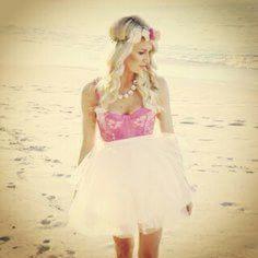 #tutu #skirts #beach