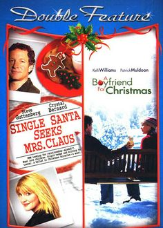 Single Santa Seeks Mrs. Claus/A Boyfriend for Christmas (Double Feature) Movies (DVD / Blu-ray) & Video Games up to 80% OFF at www.iNetVideo.com