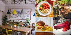 Trend vegánstva sa rozmáha aj v našom hlavnom meste. Foto: Facebook/Made with laf/Veg Life/Re:fresh Restaurant/Azza/Zdravou lyžicou