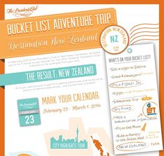 Amazing Travel Infographics