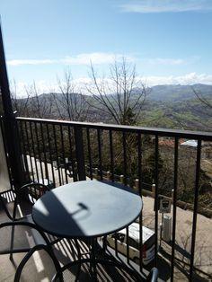Dalla finestra di 「Grand Hotel San Marino」