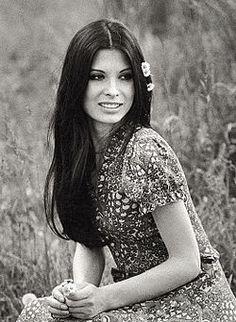 Rosanna Fratello nel 1972