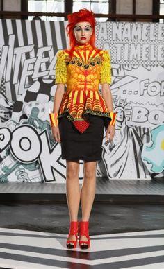 Romance was Born Australian Fashion Week 2012 S/S