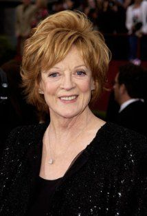 Maggie Smith: Violet Crawley, Dowager Countess of Grantham