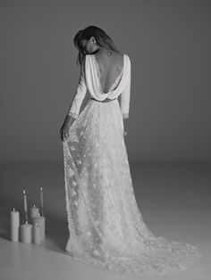 """29 vestidos de novia inesperados a los que decir """"sí, quiero"""" sin dudas"""