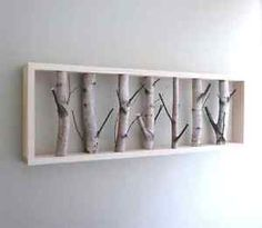 Selling interior birch frame build by myself Edmonton Edmonton Area image 1 Decoration Branches, Birch Tree Decor, Branch Decor, Birch Branches, Birch Trees, Decorations, Wood Home Decor, Rustic Decor, Diy Home Decor