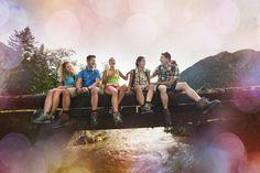 Wandern in Flachau - DIE BERGQUELLE *** © www.bergquelle-flachau.at