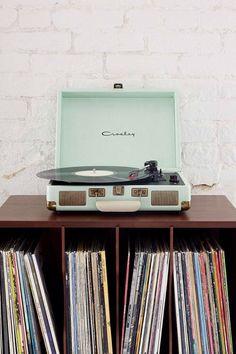 TheyAllHateUs | Vinyl Storage Idea