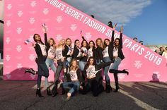 What It's Really Like to Fly A Private Plane to Paris With The VS Angels