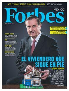 Abril/Mayo www.forbes.com.mx