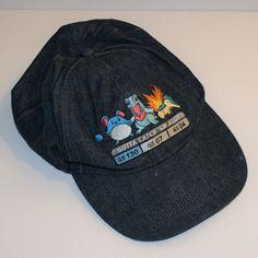 b3856110390c8 Pokemon Denim Kids Hat Gotta Catch  Em All 2000 Nintendo  Nintendo   BaseballCap Pokemon