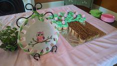 12 Owl Cake Pops Sittin' in a Tree - La Hoot Bakery - Akron, Ohio Monkey Cupcake Cake, Cupcake Cakes, Fruit Cakes, Owl Cake Pops, Owl Cupcakes, Bakery Names, Ladybug Cakes, Edible Arrangements, Chocolate Art