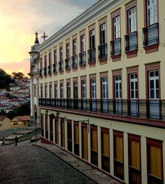One of my favorite Hotels I stayed in Brasil last year. Ouro Preto, Minas Gerais Brasil.