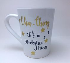 Etsy Sellers Coffee Mug Cha-Ching MugGift for Etsy Seller