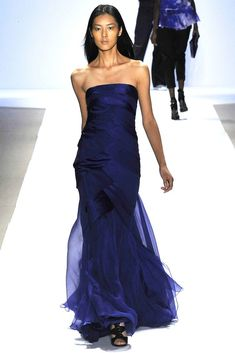 Carlos Miele Spring 2009 Ready-to-Wear Fashion Show - Liu Wen