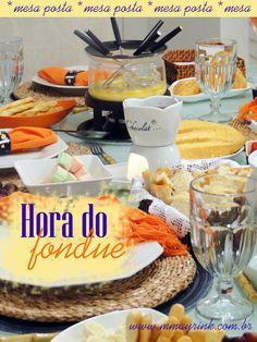 0a1e4aa4ade Noite de fondue  mesa posta e dicas