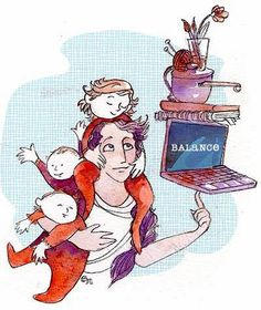 How to Find Balance Being A Mother