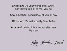Fifty Shades Of Grey Quotes You Wanted Hearts & Flowersfifty Shades Of Grey  50 Shades Of .