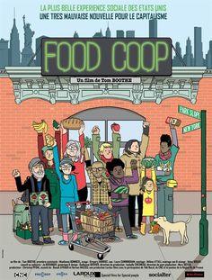 Food Coop : Affiche