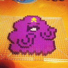 LSP Adventure Time hama beads by pandalife89