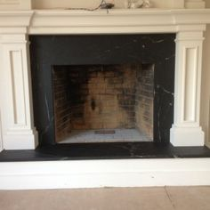 Gris Fireplace Surround Saddle River