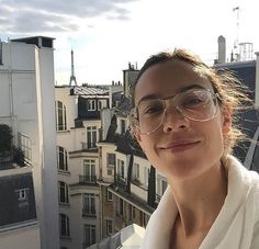 #SelfieSaturday #AlexaChung shows us the most easeful place to selfie with the #EiffelTower. #regram @alexachung_ #周六晒自拍 #AlexaChung 告诉你如何跟#埃菲尔铁塔 轻松自拍  via VOGUE CHINA MAGAZINE OFFICIAL INSTAGRAM - Fashion Campaigns  Haute Couture  Advertising  Editorial Photography  Magazine Cover Designs  Supermodels  Runway Models
