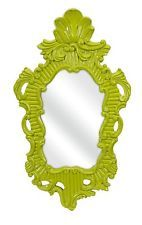 IMAX 47379 Finely Green Baroque Wall Mirror